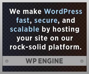 WP Engine - Fast, secure, WordPress hosting