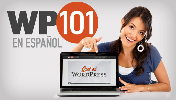 WP101 Now Available In Spanish!