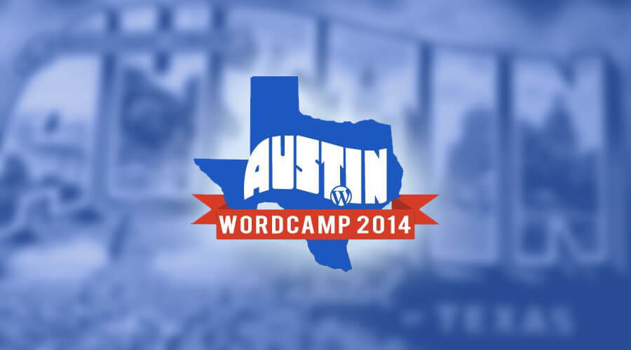 Proud Sponsors of WordCamp Austin 2014