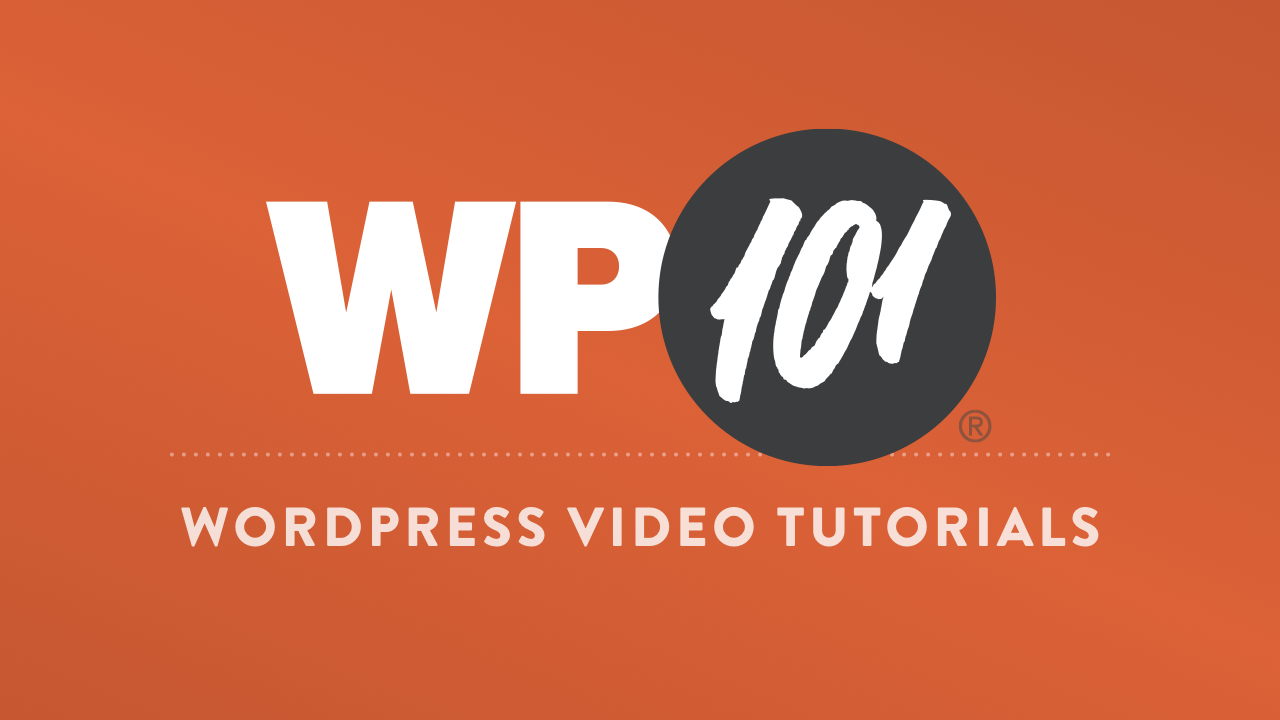 Easy WordPress Tutorial Videos for Beginners  Learn