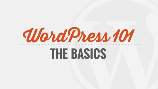 WordPress Tutorial Videos for Beginners