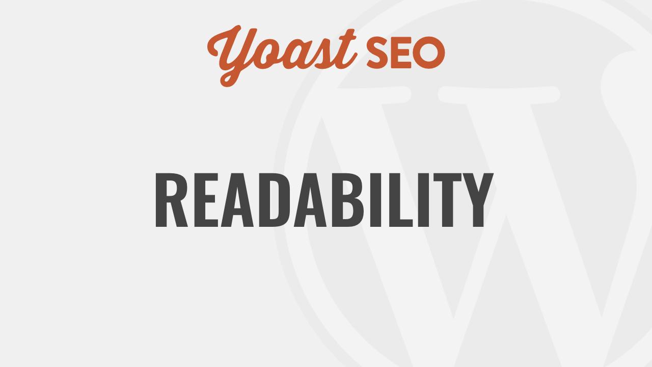Seo Readability Analysis
