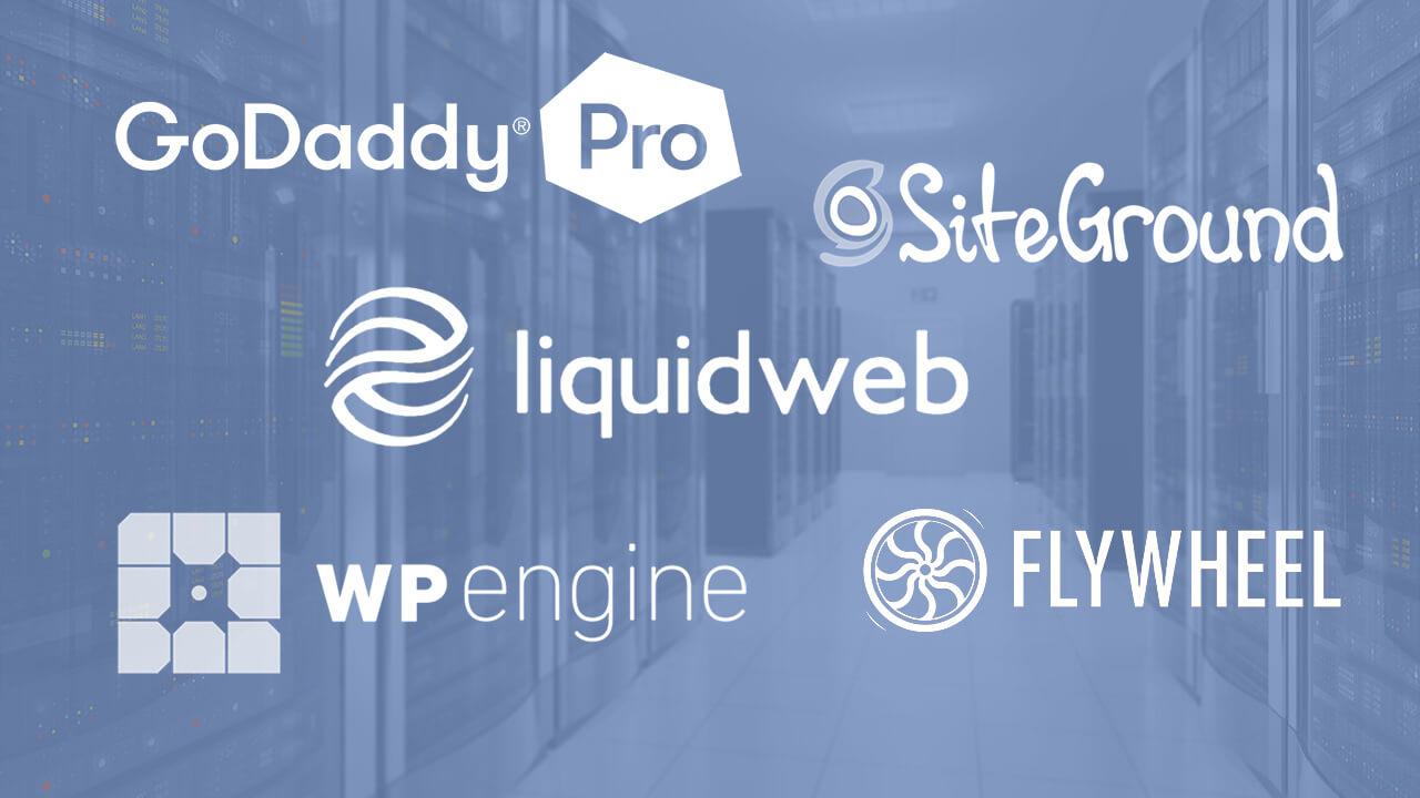 Best WordPress Hosting Companies 2017