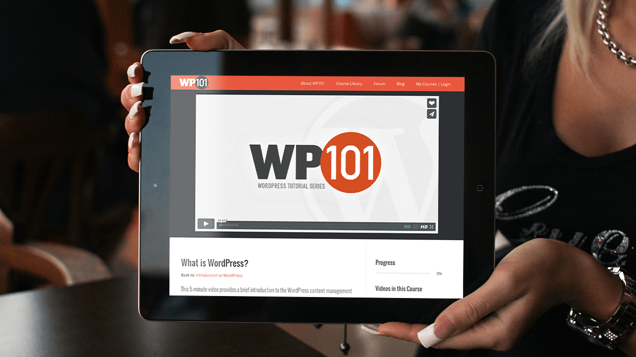 How to Use the WordPress 101 Videos to Train Your Clients