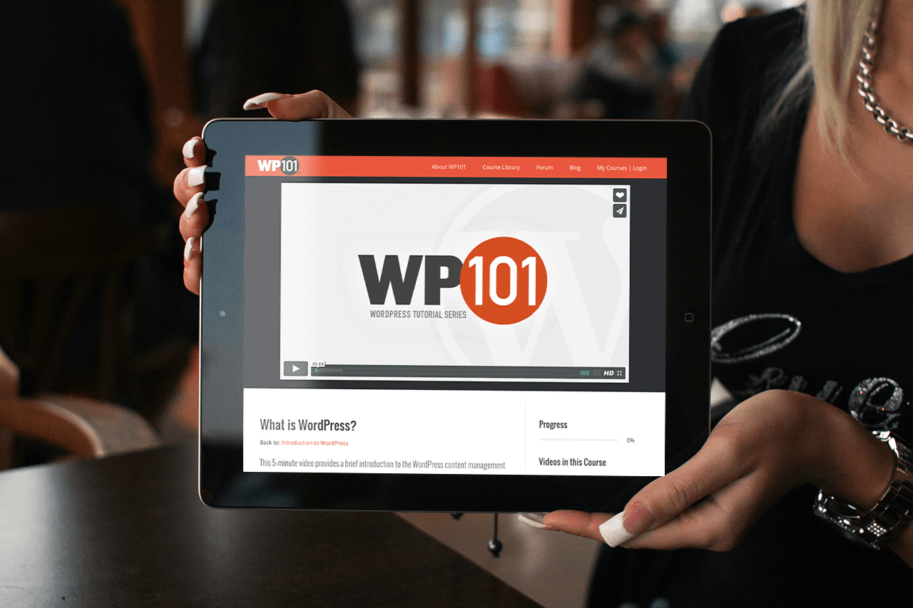 How to Use WP101 to Train Your Clients