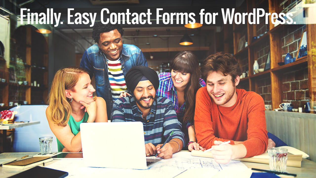 WPForms Finally Easy Contact Forms for WordPress