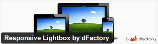 responsive lightbox logo