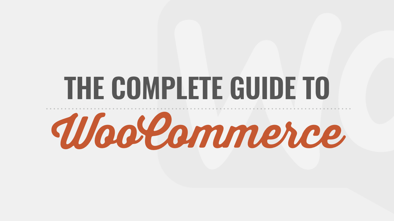 Wordpress tutorials 125 wordpress tutorial videos for beginners complete guide to woocommerce baditri Images