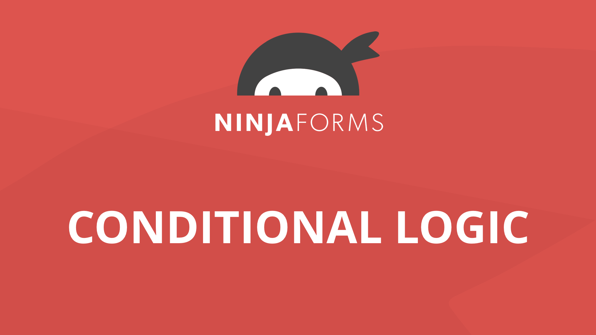 Conditional Logic in Ninja Forms by WP101®