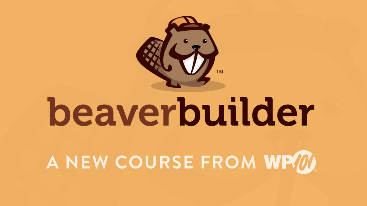 Beaver Builder Video Tutorials by WP101®