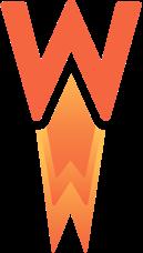 WP Rocket Symbol