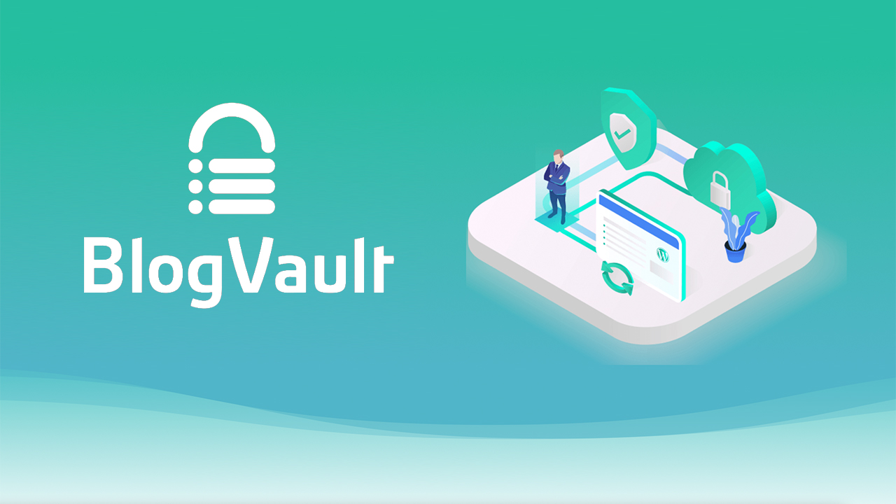 How to Backup Your WordPress Site with BlogVault